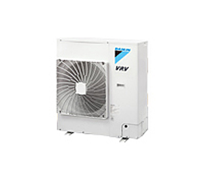 大金中央空调外机4-6P VRV住宅用P系列