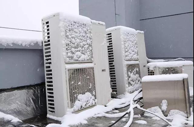家用中央空调冬天制热的常见问题
