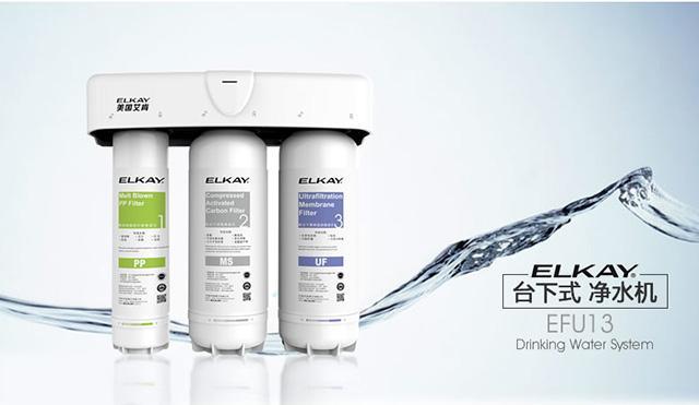 家用净水机的普及使用
