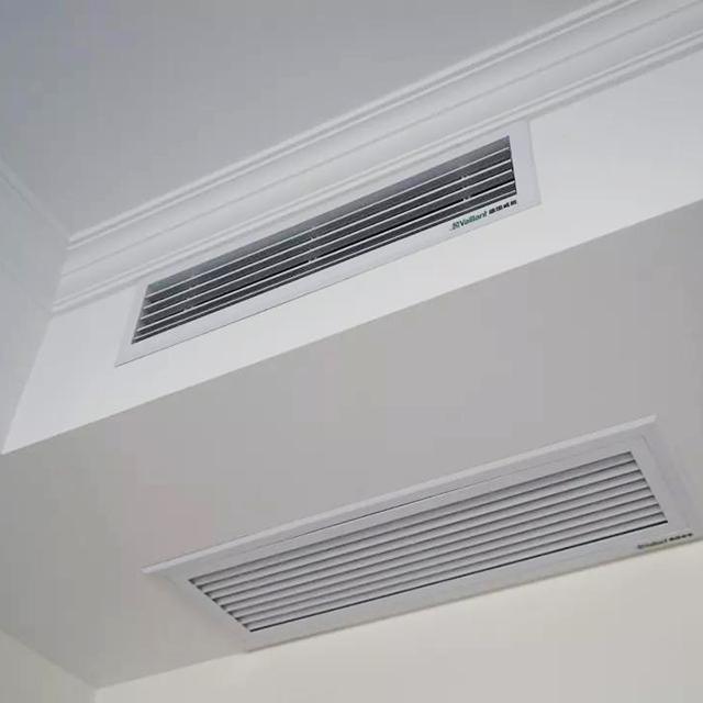 威能空气源热泵-家庭采暖中央空调二联供系统室内机
