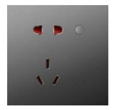 10A 智能插座 U2(计量/智+/灰色)