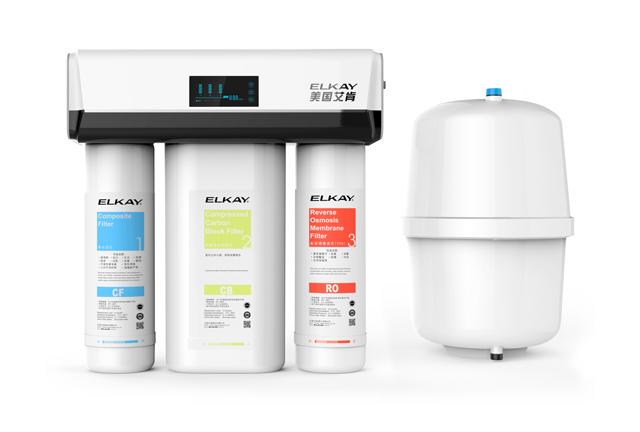 EFR2075D美国艾肯台下式纯水机