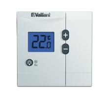 威能无线电子室内温控器 VRT 35f